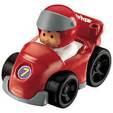 Buy Fisher-Price Wheelies Vehicle, Assorted Online at johnlewis.com