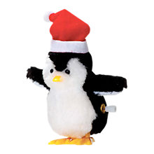 Buy Christmas Penguin Wind-Up Toy Online at johnlewis.com