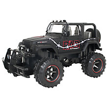 Buy New Bright Jeep Wrangler Toy Car Online at johnlewis.com