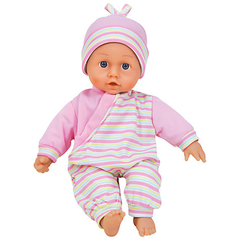 "Buy John Lewis 12"" Talking Doll, Ellen Online at johnlewis.com"