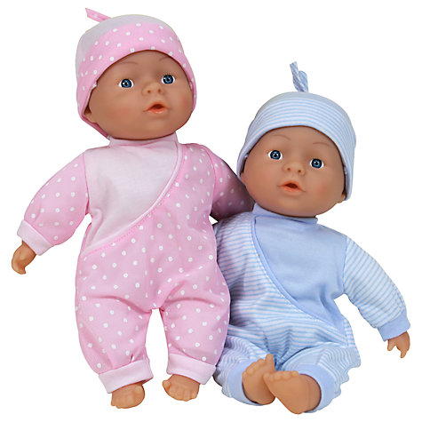 Buy John Lewis My First Twin Dolls Online at johnlewis.com