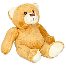 "Buy John Lewis Thomas Bear Soft Toy, 6"" Online at johnlewis.com"
