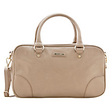 Buy Mango Logo Plate Tote Handbag Online at johnlewis.com