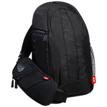 Buy Canon 300EG Custom Gadget Bag, Black Online at johnlewis.com