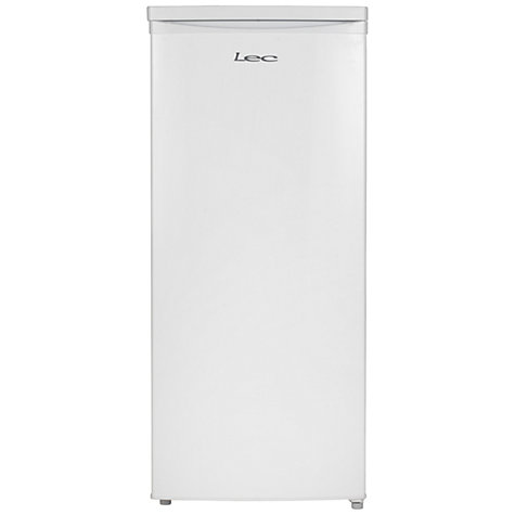 Buy LEC TR55122W Fridge with Freezer Compartment, A+ Energy Rating, 55cm Wide, White Online at johnlewis.com