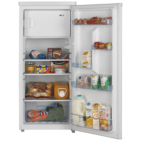 Buy LEC TR55122W Fridge, A+ Energy Rating, 55cm Wide, White Online at johnlewis.com