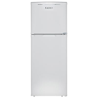 Lec T50122W Fridge Freezer, White