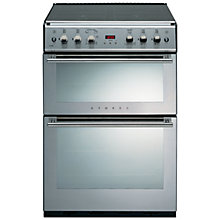 Buy Stoves 61GDOT Gas Cooker, Stainless Steel Online at johnlewis.com