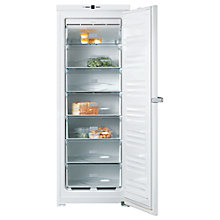 Buy Miele FN12621S Freezer, A+ Energy Rating, 60cm Wide, White Online at johnlewis.com