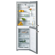 Buy Miele KFN12924SD EDT/CS-1 Fridge Freezer, A+ Energy Rating, 60cm, Stainless Steel Online at johnlewis.com