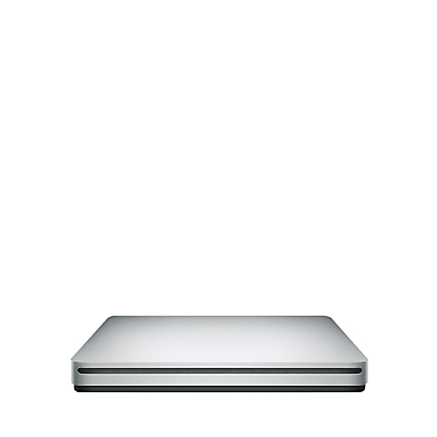 APPLE  USB SuperDrive - Silver, Silver