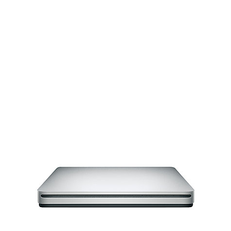 Buy Apple USB Superdrive, CD & DVD Reader/Writer Online at johnlewis.com