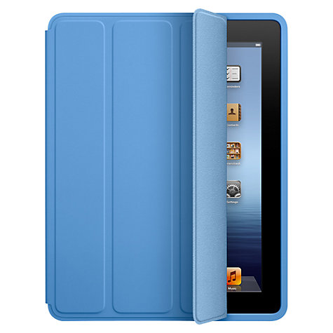 Buy Apple iPad Polyurethane Smart Case Online at johnlewis.com