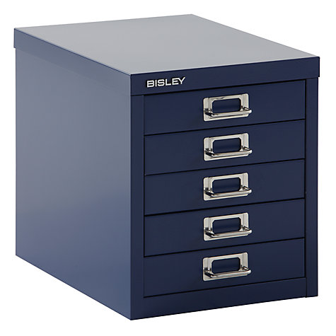 Buy Bisley Non-Locking 5 Multidrawer Online at johnlewis.com