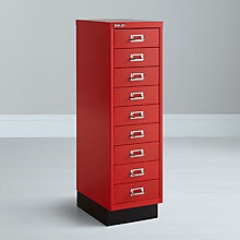 Buy Bisley Non-Locking 9 Multidrawer Online at johnlewis.com