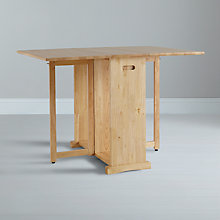 Buy John Lewis Barker 4 Seater Gateleg Table Online at johnlewis.com