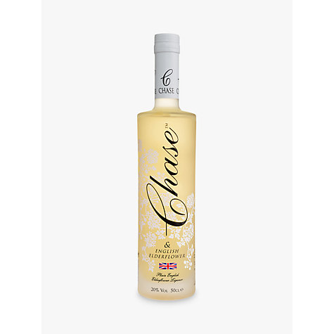 Buy Chase Elderflower Liqueur, 500ml Online at johnlewis.com
