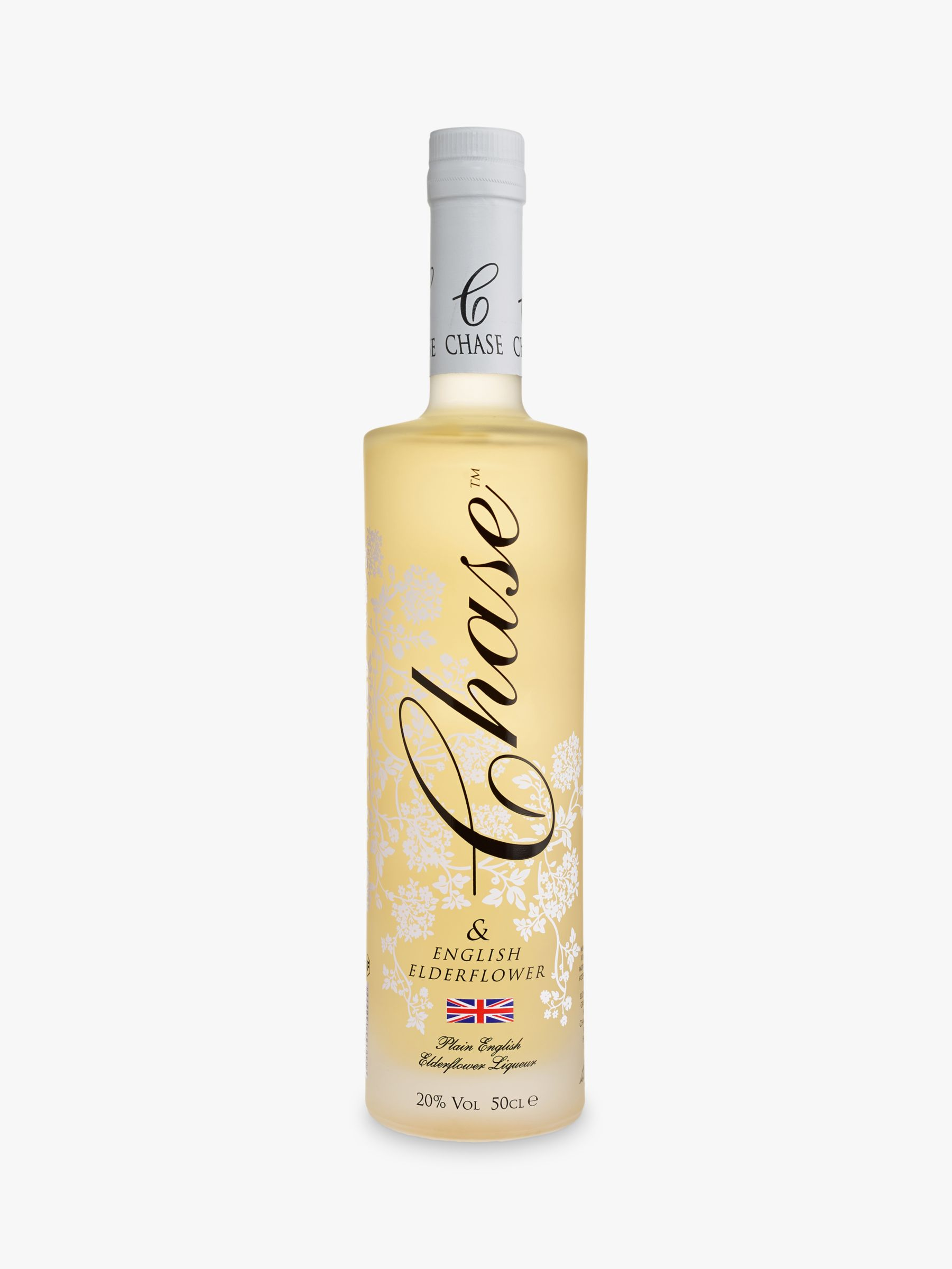 Chase Chase Elderflower Liqueur, 50cl