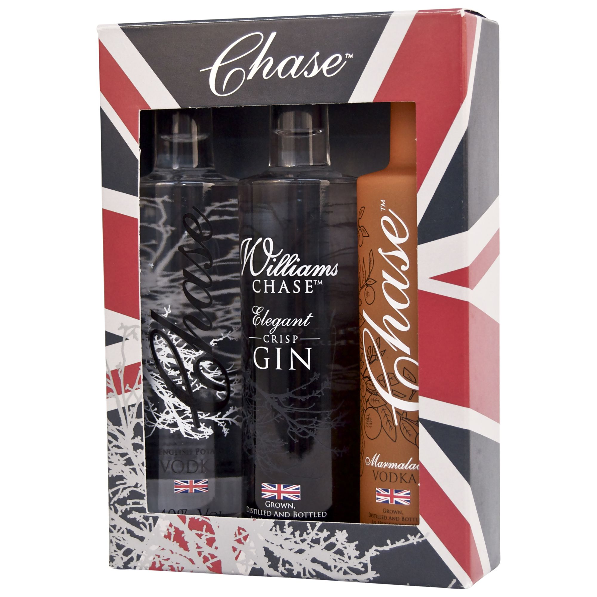 Chase Minature Gin And Vodka Gift Set