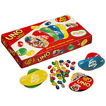 Buy Jelly Belly Special Edition Uno Set, 100g Online at johnlewis.com