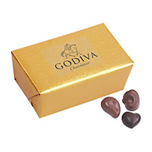 Buy Godiva Ballotin Assorted Chocolate Box, 200g Online at johnlewis.com