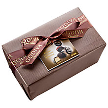 Buy Godiva Ballotin Dark Chocolate Box, 500g Online at johnlewis.com