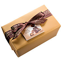 Buy Godiva Ballotin Milk Chocolate Selection, 500g Online at johnlewis.com