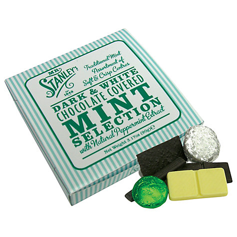 Buy Mr. Stanleys Mint Chocolate Selection Box, 85g Online at johnlewis.com
