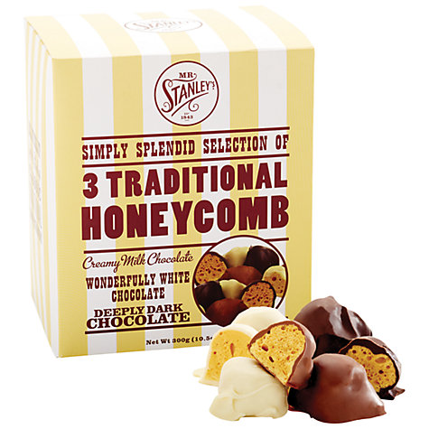 Buy Mr. Stanleys Honeycomb Selection Box, 300g Online at johnlewis.com