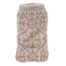 Buy John Lewis Snowflake iPhone Sock Online at johnlewis.com