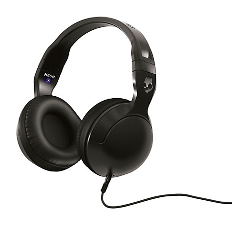 Buy Skullcandy Hesh 2 Full Size Headphones, Black Online at johnlewis.com