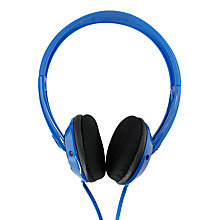 Buy Skullcandy Uprock On-Ear Headphones, Blue Online at johnlewis.com