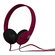 Buy Skullcandy Uprock On-Ear Headphones with Microphone Online at johnlewis.com