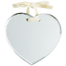 Buy Lisbeth Dahl Hanging Heart Mirror Online at johnlewis.com
