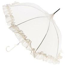Buy Lisbeth Dahl Ruffle Umbrella Online at johnlewis.com