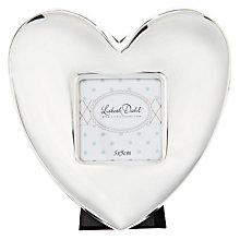 Buy Lisbeth Dahl Wide Heart Frame,  5 x 5cm Online at johnlewis.com