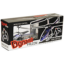 Buy Dynamic Falcon IR Helicopter Online at johnlewis.com