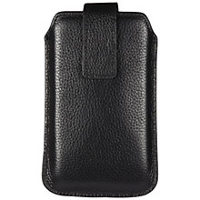 Buy Smith & Canova Leather iPhone Case Online at johnlewis.com