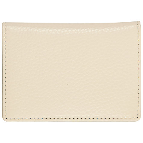 Buy Smith & Canova Leather ID Case Online at johnlewis.com
