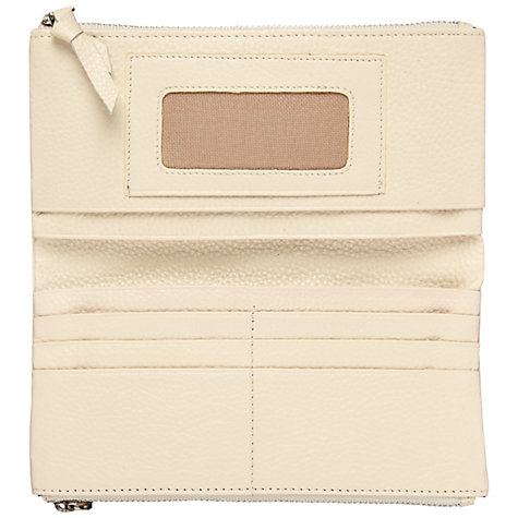 Buy Smith & Canova Leather Long Purse Online at johnlewis.com