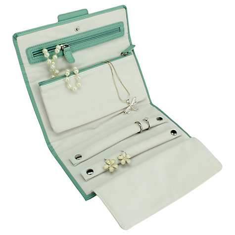 Buy LC Designs Pretty Jewellery Roll Online at johnlewis.com
