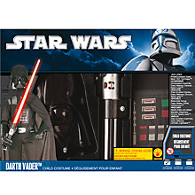 Buy Star Wars Darth Vader Costume Online at johnlewis.com