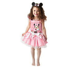 Buy Disney Minnie Mouse Dressing-Up Costume, 5-6 Years Online at johnlewis.com