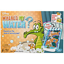 Buy Hasbro Where's My Water Game Online at johnlewis.com