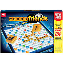 Buy Hasbro Words With Friends Board Game Online at johnlewis.com