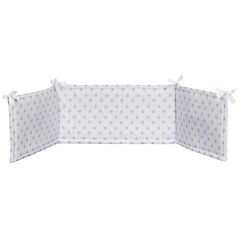 Buy John Lewis Star Bumper, Grey Online at johnlewis.com