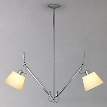 Buy Artemide Tolomeo Sospensione Due Ceiling Light Online at johnlewis.com