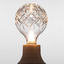 Buy Lee Broom Decorative Crystal Bulb Online at johnlewis.com