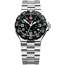 Buy Victorinox Men's Summit Bracelet Watch Online at johnlewis.com