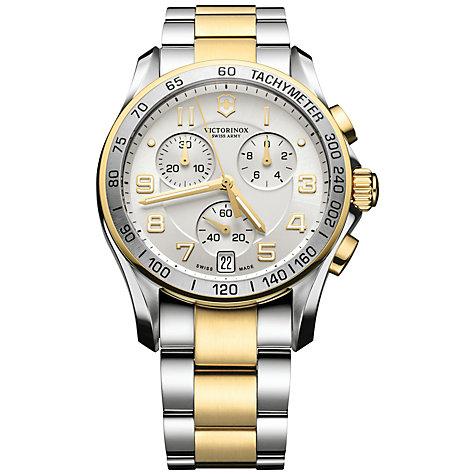 buy victorinox 241509 s chrono classic chronograph two